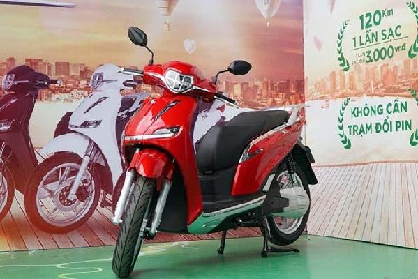 Giới thiệu xe máy điện