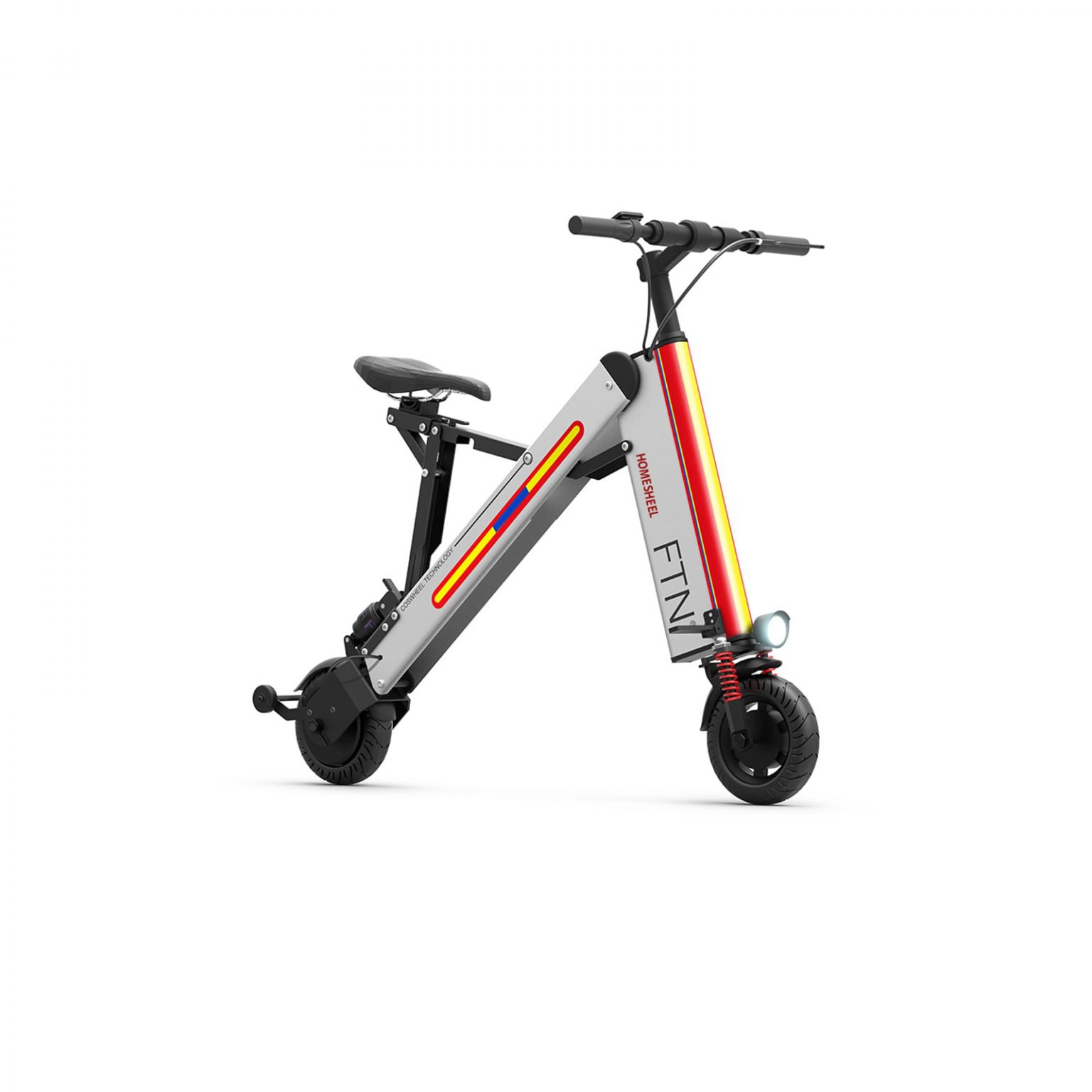 Xe đạp điện gấp Homesheel A2