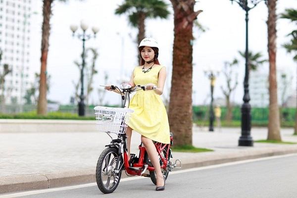 9+ mẫu xe đạp điện hot nhất hiện nay