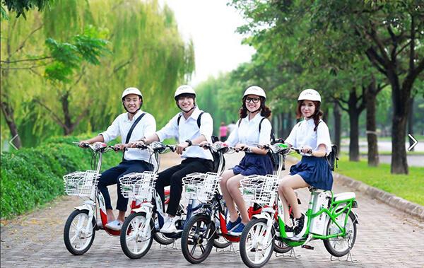 Xe đạp điện di chuyển có dễ dàng không, tốt cho sức khỏe không?