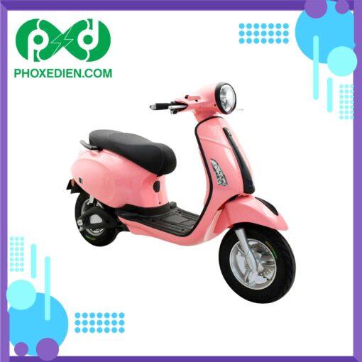 Xe máy điện Osakar NISPA SV - Màu hồng