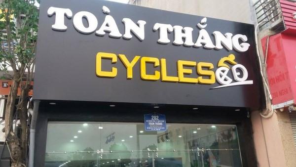 Toàn Thắng cycles