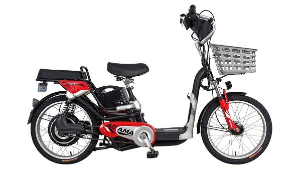 """Xe đạp điện asama Ray-EBK-RY2001 đang """"làm mưa làm gió"""" trên thị trường."""