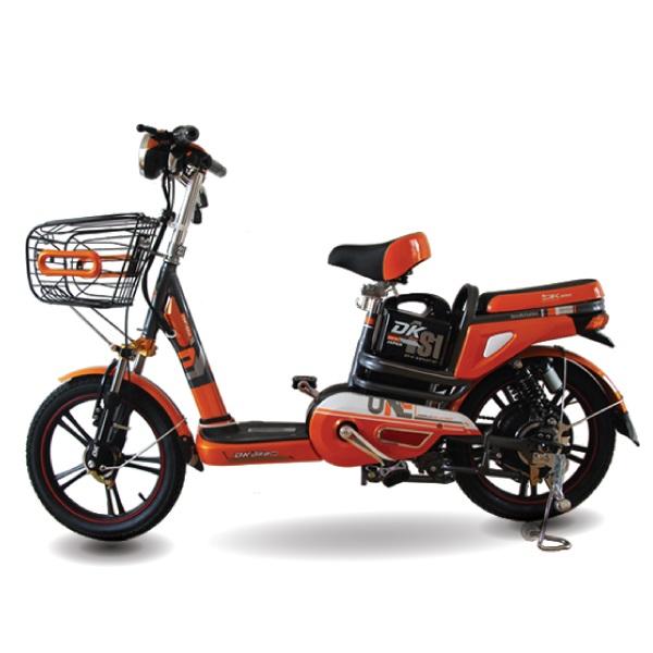Xe đạp điện martin đa dạng màu sắc thỏa mãn nhu cầu mọi người tiêu dùng.