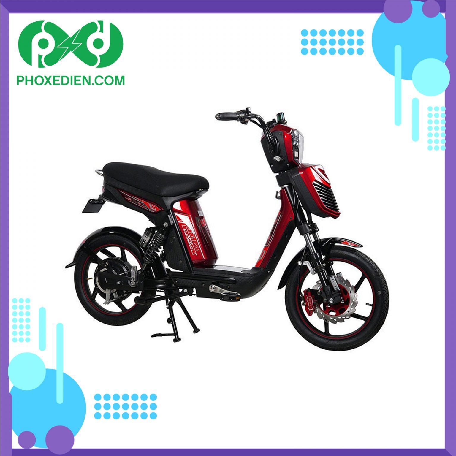 Xe đạp điện Osakar Alpha S