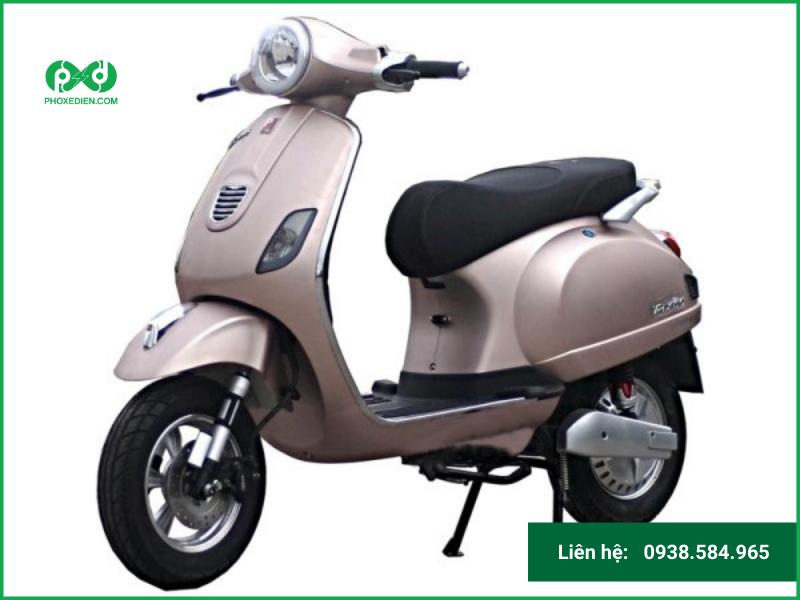 Những đặc điểm nổi bật của xe máy điện Vespa
