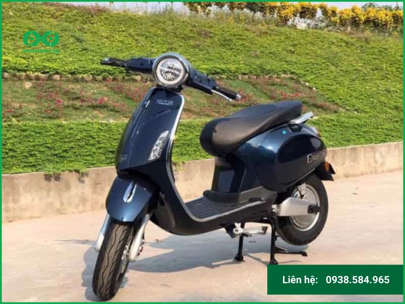 Ưu điểm của xe máy điện Vespa