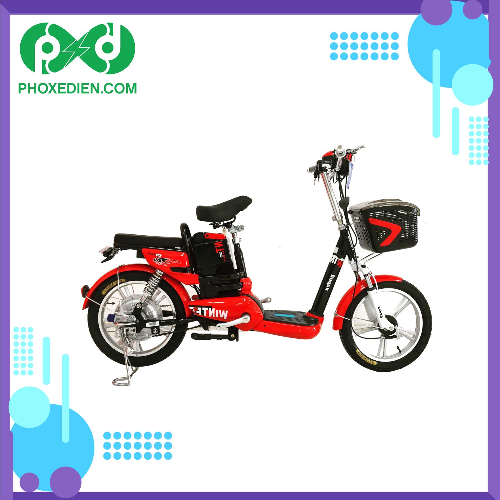 Xe đạp điện giá rẻ Yadea