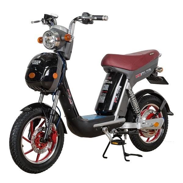 Xe đạp điện Nijia phanh đĩa bền, đẹp, năng động và siêu rẻ