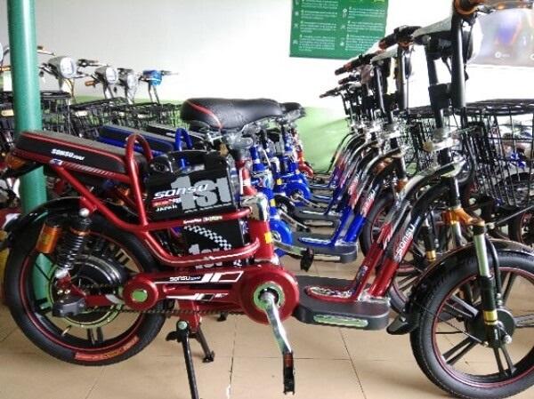 Công ty TNHH xe điện xe máy Vinh Phát cam kết mang lại cho bạn sản phẩm chính hãng