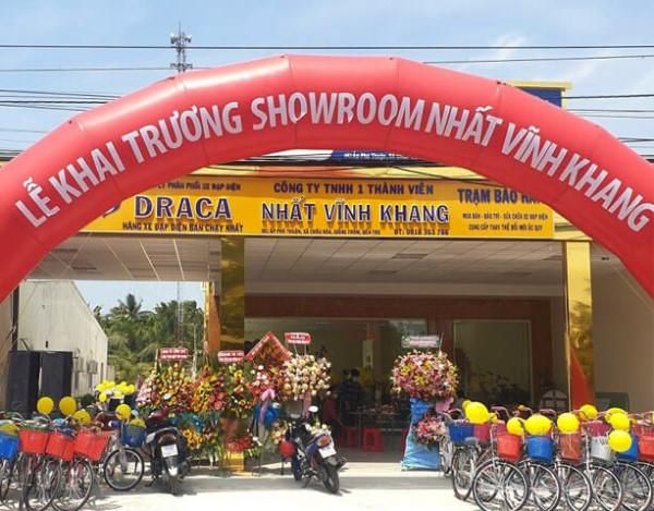 Cửa hàng xe điện Draca