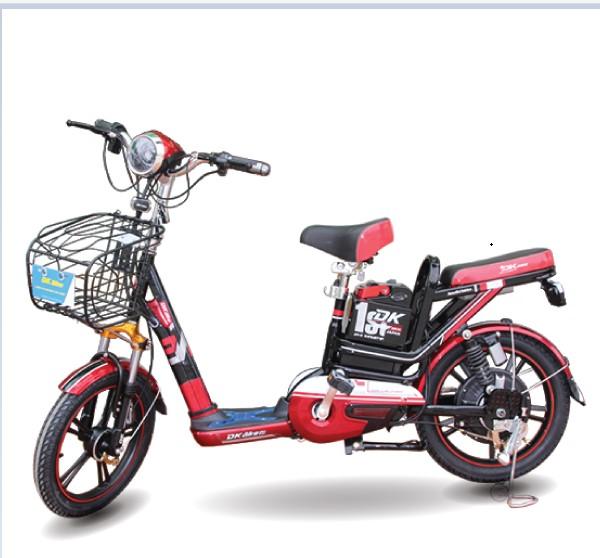 Giá thành phải chi cho chiếc xe đạp điện cũ DKBike chỉ chiếm ⅓ - ⅔ giá gốc