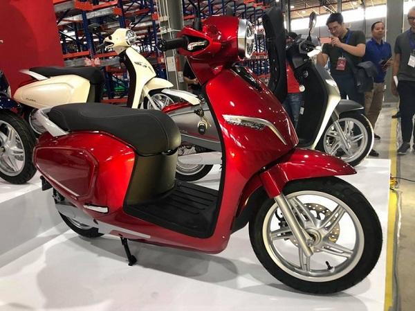 Xe máy điện Vinfast - thương hiệu hàng đầu thị trường