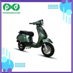 xe máy điện osakar classy xanh rêu mờ