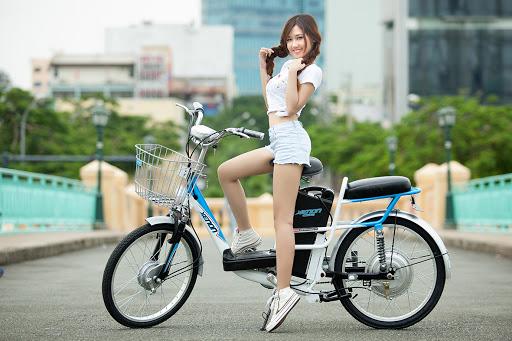 Độ xe đạp điện để chạy nhanh hơn