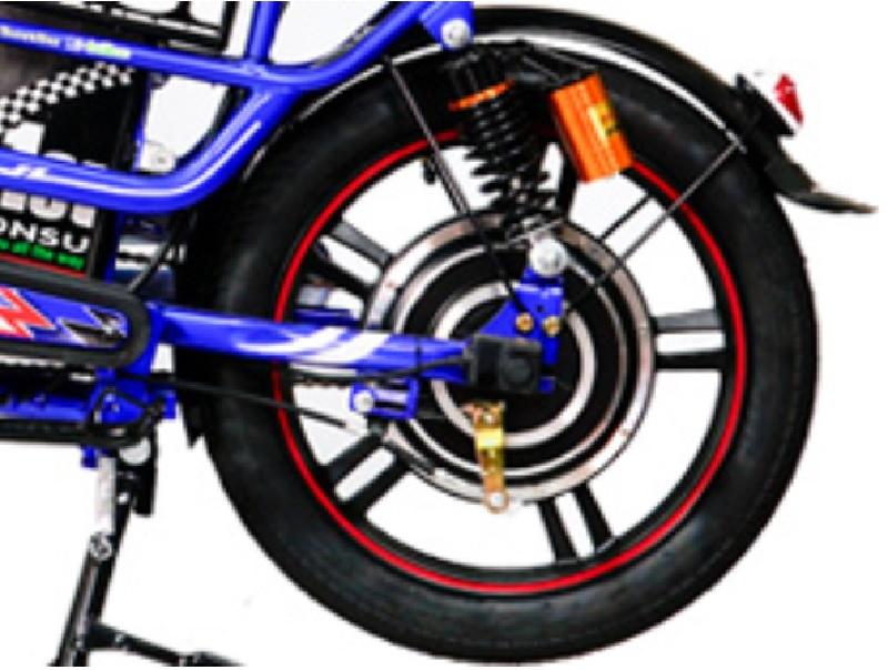 Động cơ công suất ổn định của xe đạp điện Sonsu