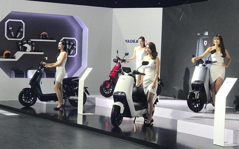 Yadea cung cấp đa dạng nhiều mẫu xe chất lượng, thiết kế đẹp mắt