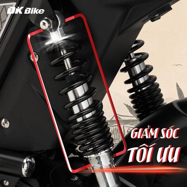 Những đặc điểm của dòng xe đạp điện DK Bike