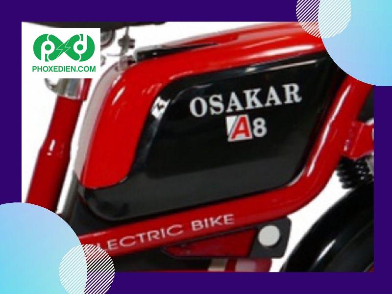 Tính năng nổi bật xe đạp điện Osakar A8