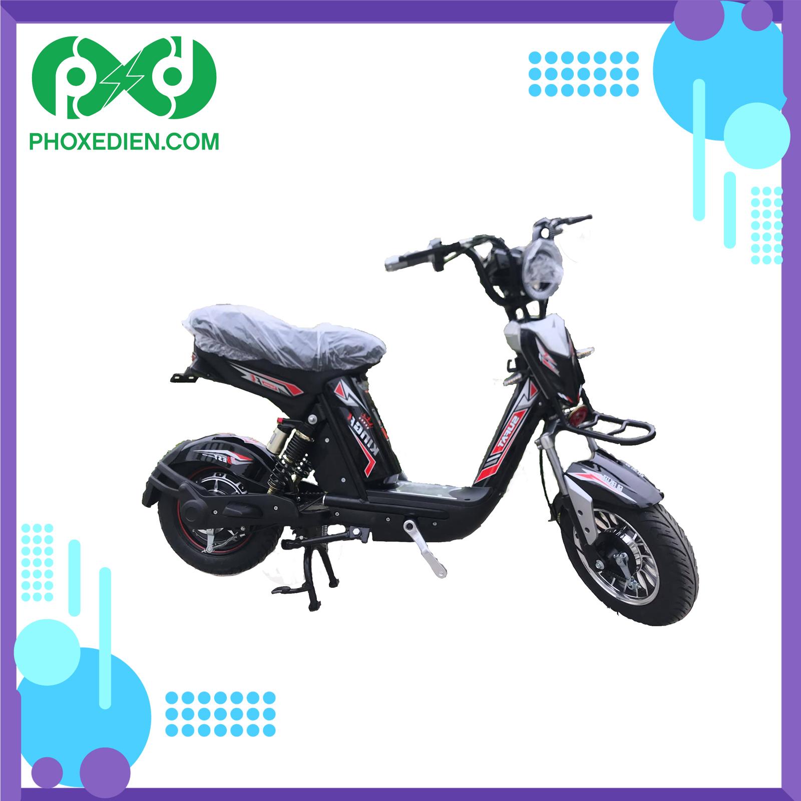 Xe đạp điện Sufat King F1