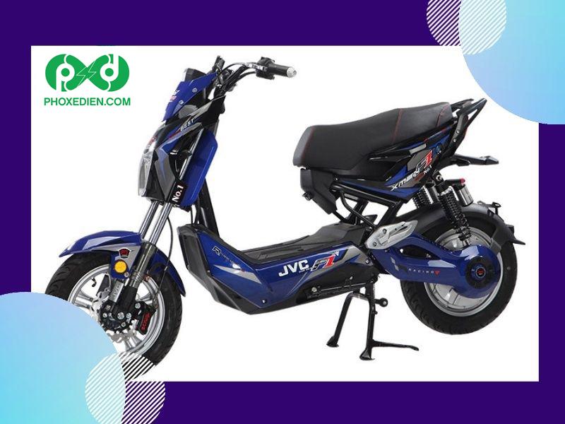 Xe đạp điện JVC Eco Jeek No.1