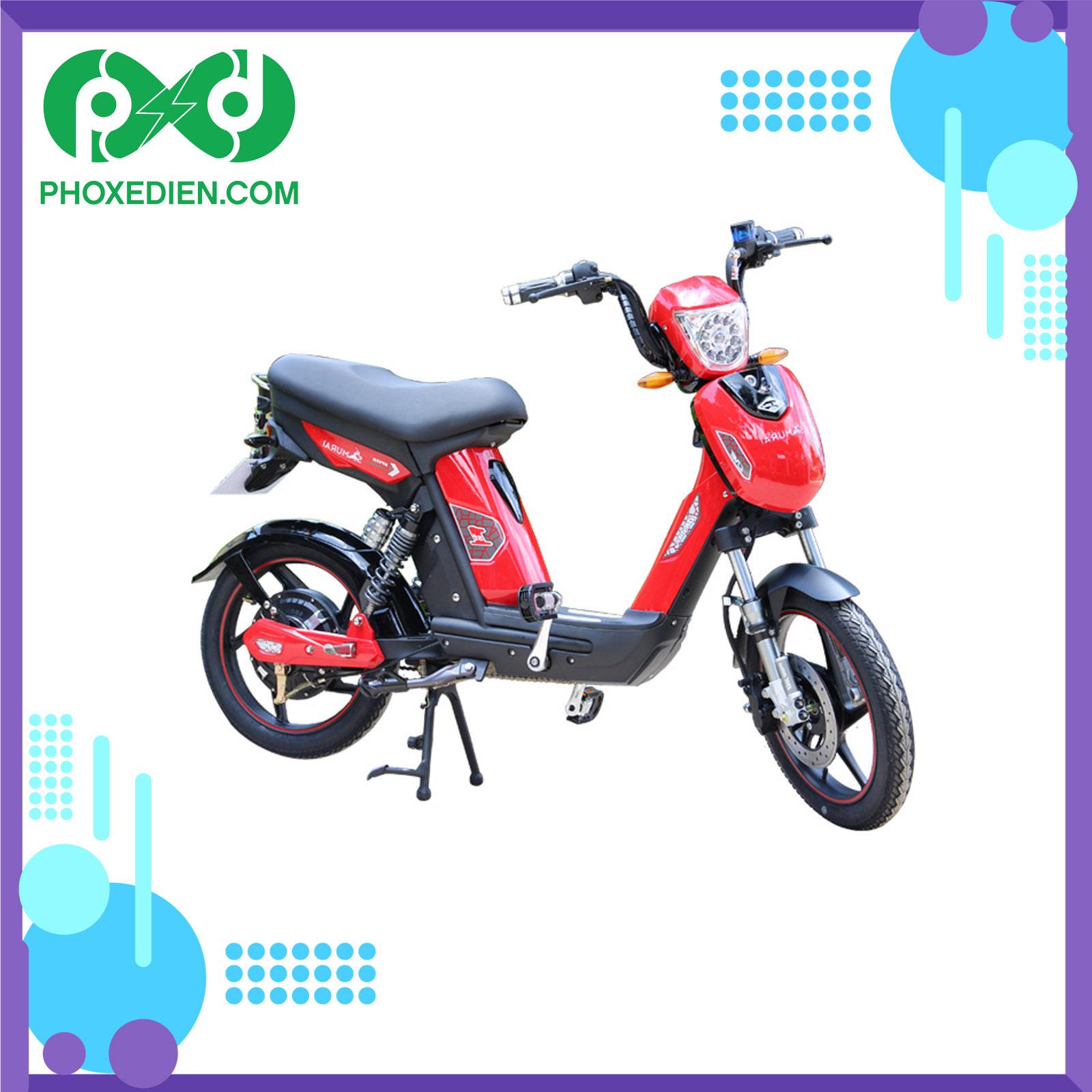 Xe đạp điện DK Samurai 3