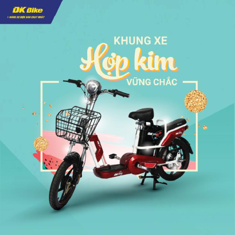 Báo giá xe đạp điện DK Zipp