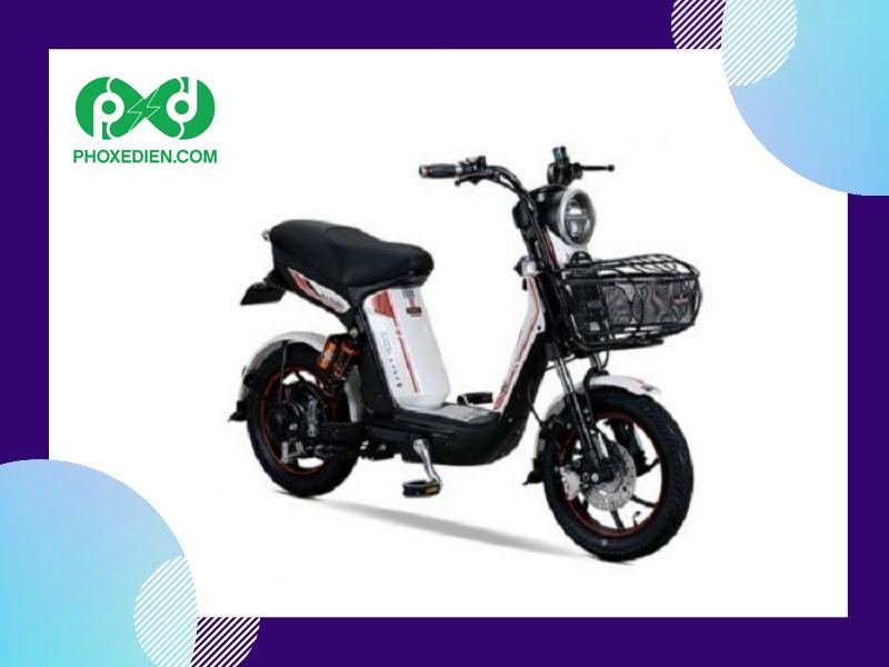 Đôi nét thông tin dòng xe đạp điện đời đầu Osakar STAR