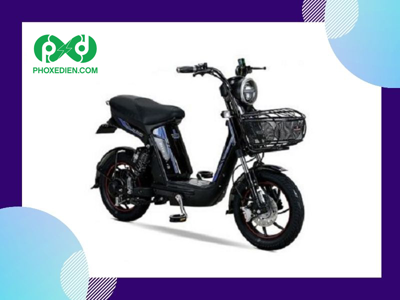 Ưu điểm nổi bật dòng xe đạp điện Osakar STAR