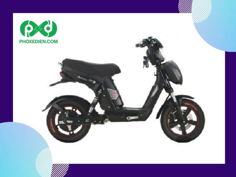Giới thiệu dòng xe đạp điện đời đầu DK Samurai 3