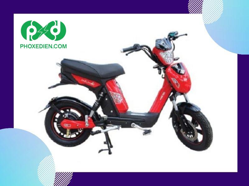 Thiết kế nổi bật dòng xe đạp điện DK Samurai 3