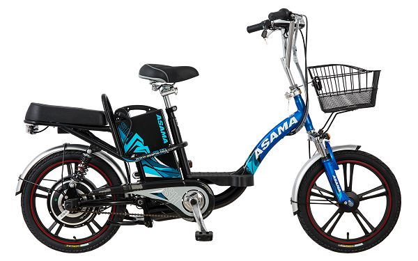 Xe đạp điện Asama EBK SH1801