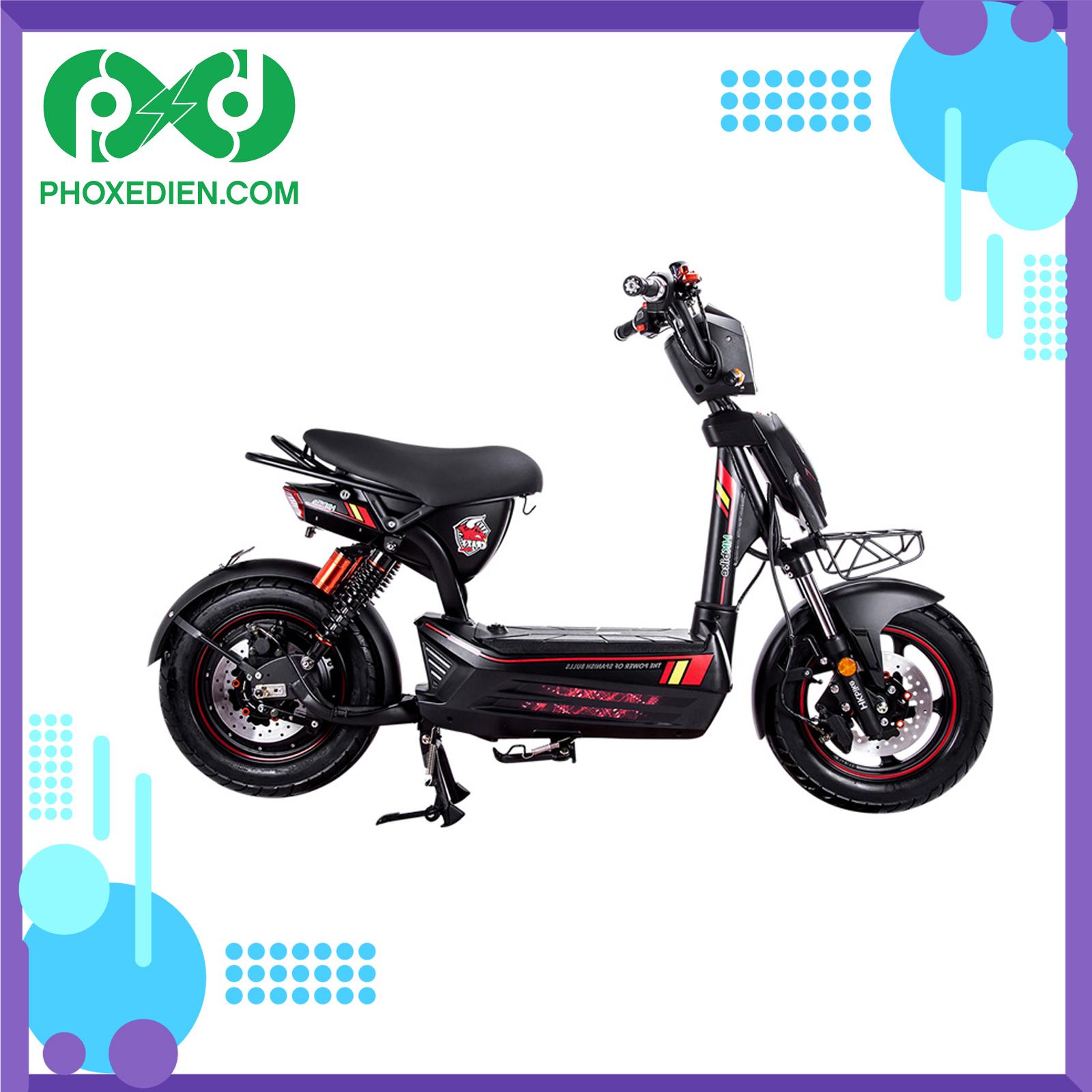Xe máy điện Pega NewTech