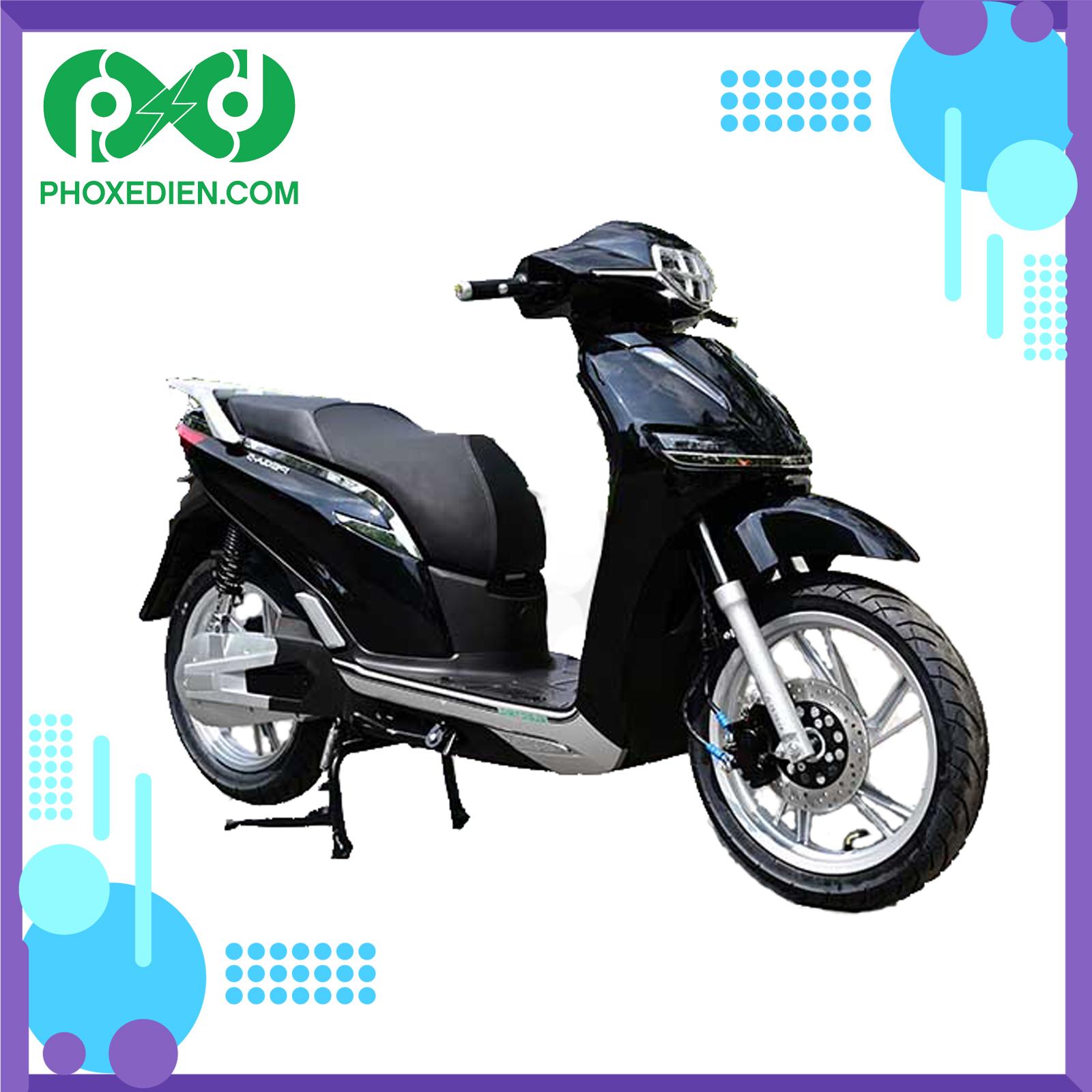 Xe máy điện Pega Crazybull