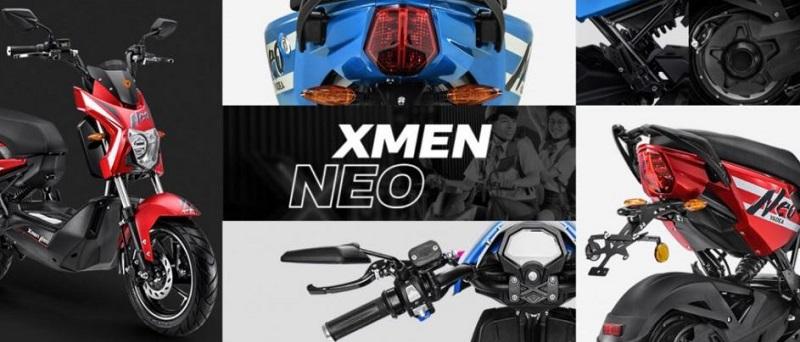 Xe máy điện Yadea XMEN NEO