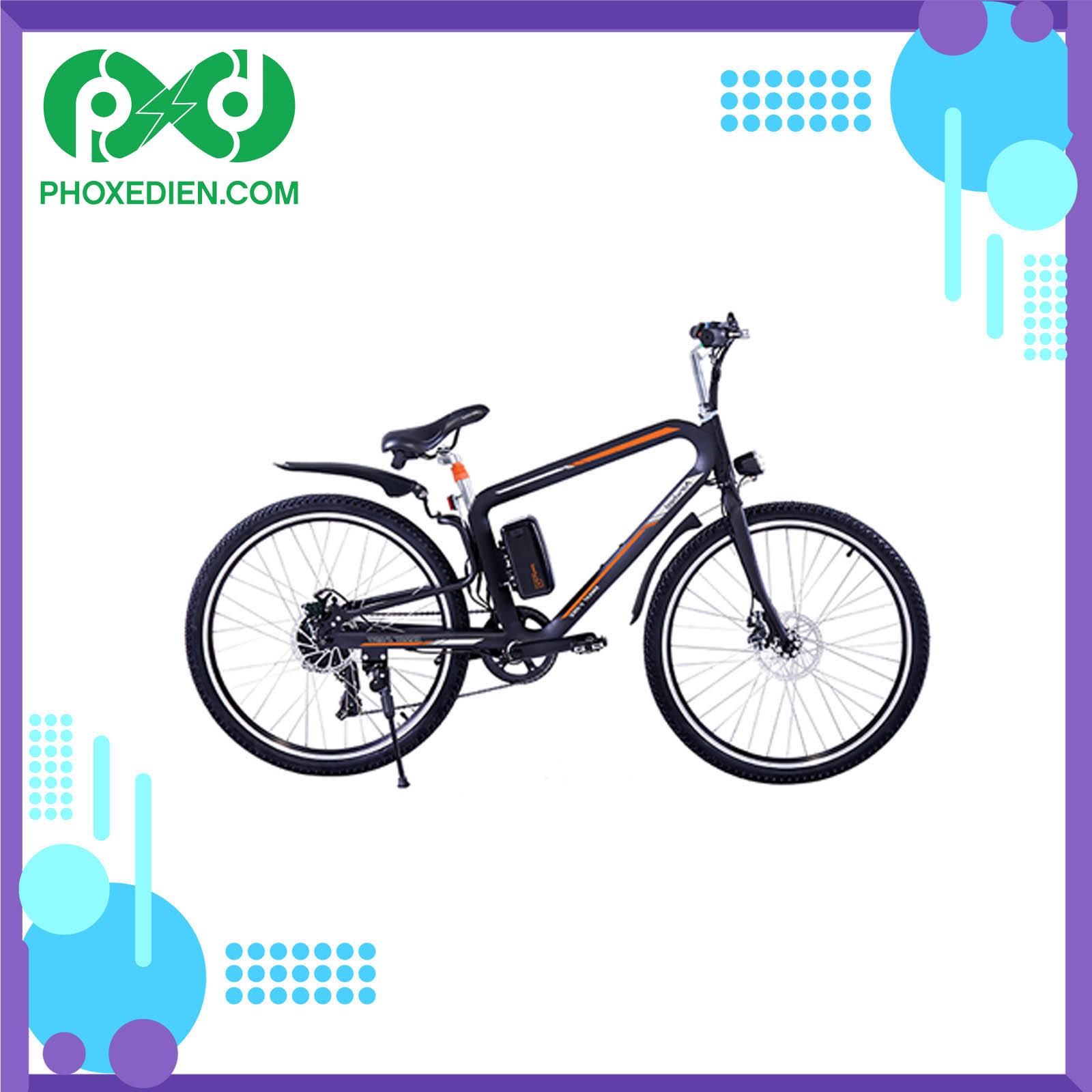 Xe đạp điện thể thao Homesheel R8