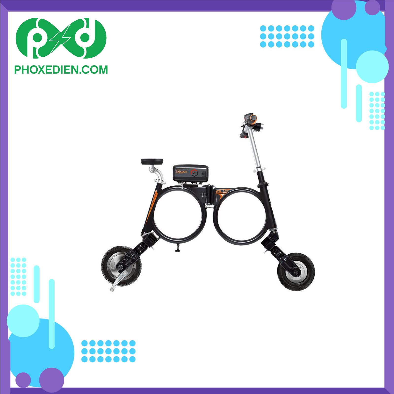 Xe đạp điện gấp Homesheel AIRWHEEL E3