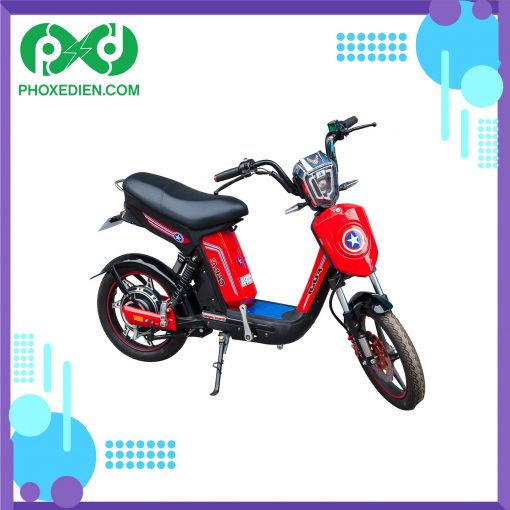 Xe đạp điện - xe đạp điện FUJI CAP A9