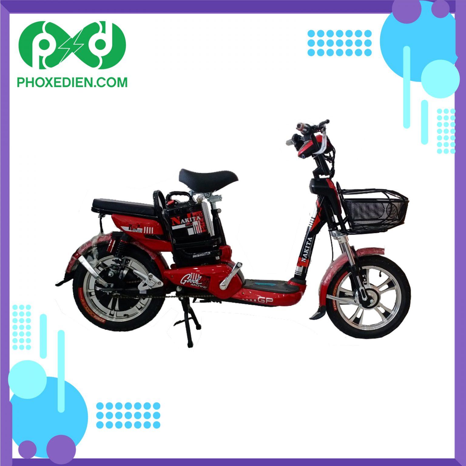 Xe đạp điện Nakita GP