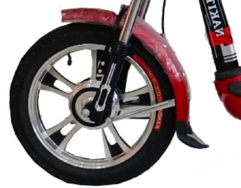 Bánh trước của xe đạp điện Nakita GP