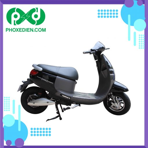 Xe máy điện DK BIKE LUXURY Đen