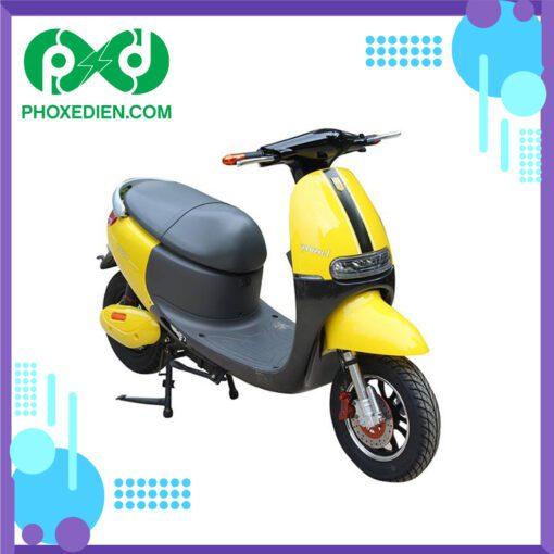 Xe máy điện DK BIKE LUXURY Vàng