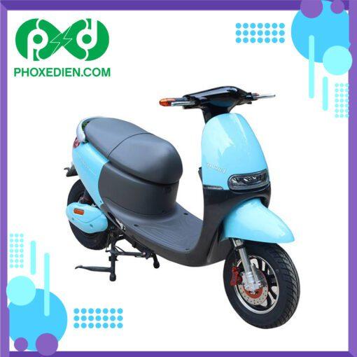 Xe máy điện DK BIKE LUXURY Xanh-Dương