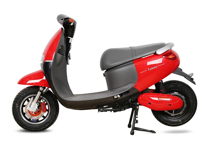 Xe máy điện dkbike luxury thiết kế bo tròn độc đáo