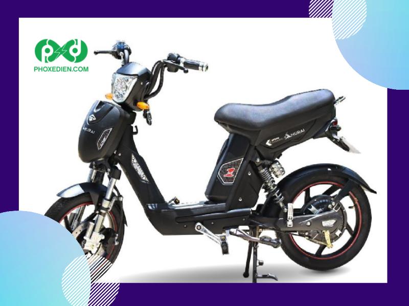 Thiết kế nổi bật của xe đạp điện DK Samurai 3-2021