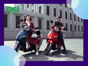Xe máy điện Vinfast đang dần chiếm lĩnh thị trường nhờ vào những tính năng và thiết kế nổi bật, bắt mắt