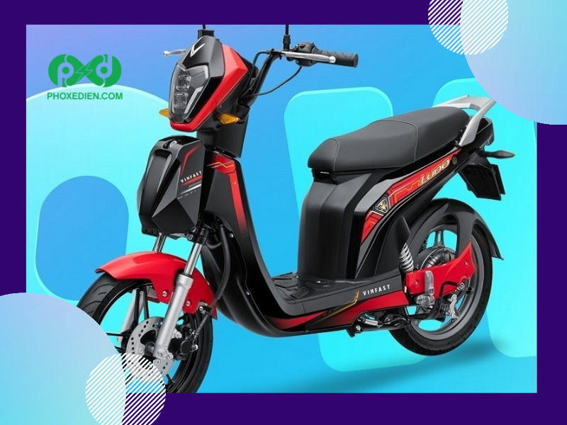 Xe máy điện mang thiết kế Ý vô cùng năng động phù hợp với các bạn trẻ cá tính