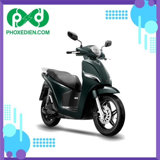Xe máy điện VinFast FELIZ Màu-xanh