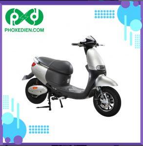 Xe máy điện DK Luxury sang chảnh, cao cấp