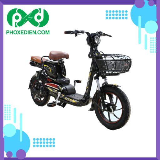 Xe đạp điện osakar win@ Đen-Vàng